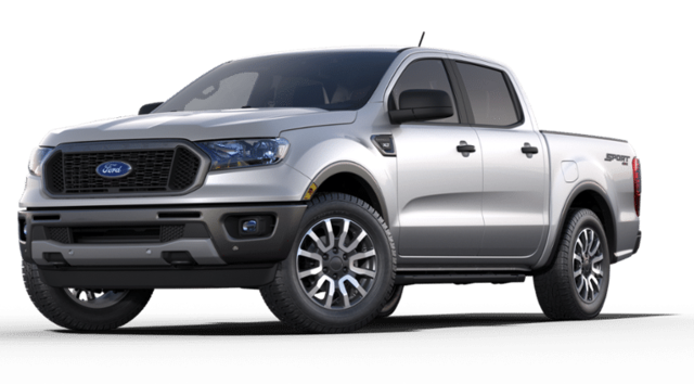 New 2019 Ford Ranger XLT Truck in Royal Oak, MI